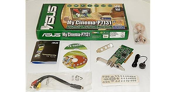 Amazon.com: ASUS myc-p7131/FM/P/A PCI analógica PAL FM TV ...