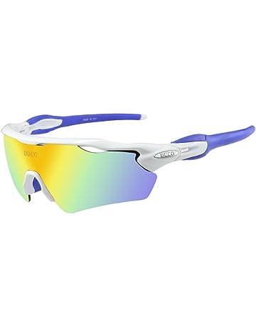 Hommes lunettes de soleil Lunettes sport Moto Biker Lunettes vélo//ski 762
