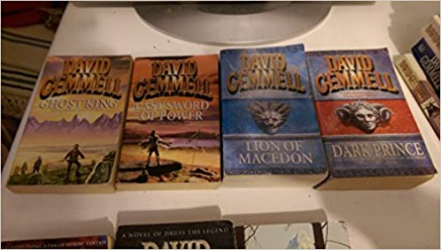 David Gemmell The Stones Of Power Book Collection 4 Books