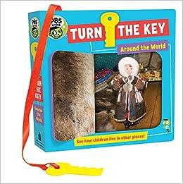 Turn The Key Around The World Pbs Kids Julie Merberg