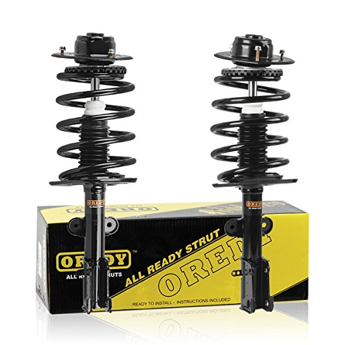 OREDY Front Pair 2 Pcs Complete Struts Assembly Shocks Coil Spring Assembly Kit Compatible with Chrysler Pacifica 2004 2005 2006 2007 2008#145051 11173 11174 172130L 172130R ()