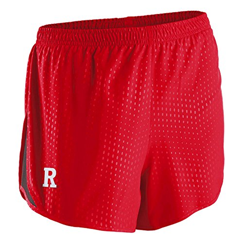 (Nike College Women's Stadium Mod Tempo Performance Shorts (XXLarge, Rutgers Scarlet Knights - Red))