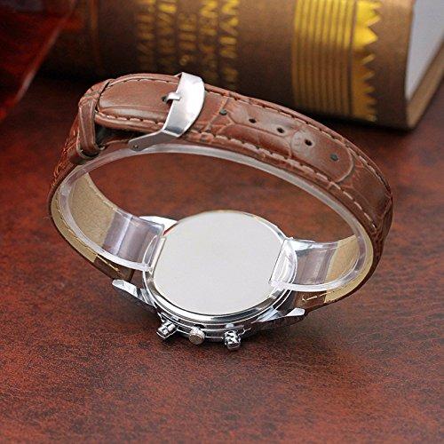 Belt Sport Hour Wrist Analog Watch Analog Wrist Watch