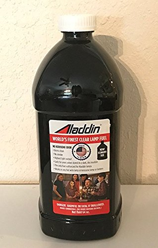 Aladdin Kerosene Lamp Fuel 64oz by Aladdin Mantle