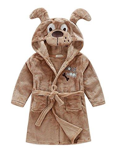 Little Animal Bathrobe Pajamas Sleepwear