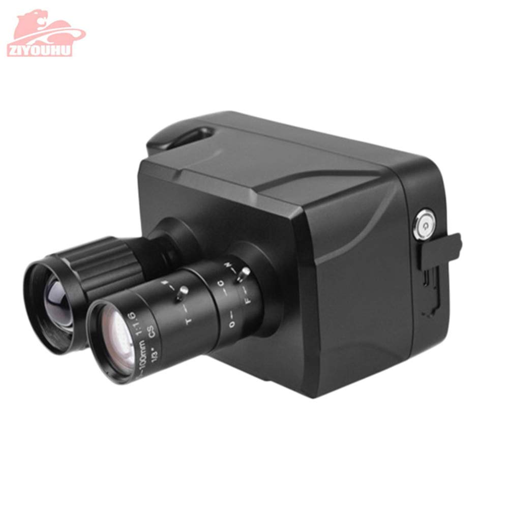 ZIYOUHU HD Laser Night Vision Lager Field of View Day and Night Vision daul use Digital Touch Screen Telescope by ZIYOUHU