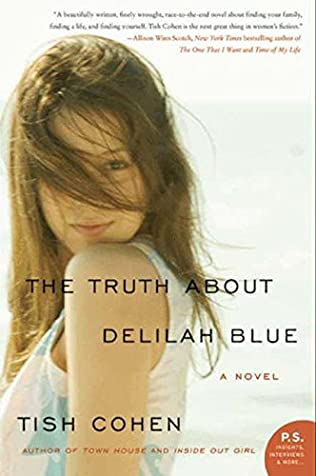 book cover of The Truth About Delilah Blue
