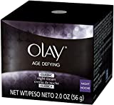 Beauty : Olay Age Defying Classic Night Face Cream 2 Oz (Pack of 2)