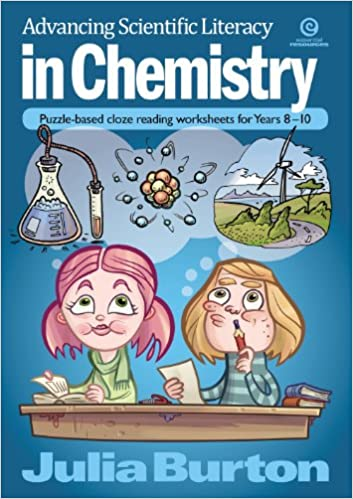 Counting Number worksheets fun chemistry worksheets : Advancing Scientific Literacy in Chemistry: Puzzle-based Cloze ...