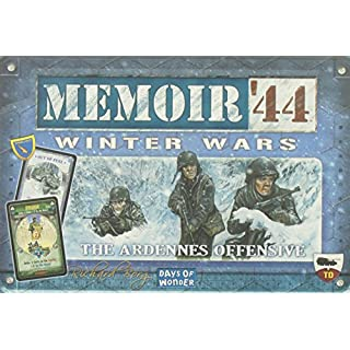 Days of Wonder Memoir '44: Winter Wars