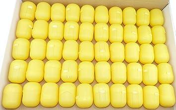 Kinder überraschung 50 ü Ei Kapseln Am Steg In Gelb ü Eier Kapsel Von Ferrero