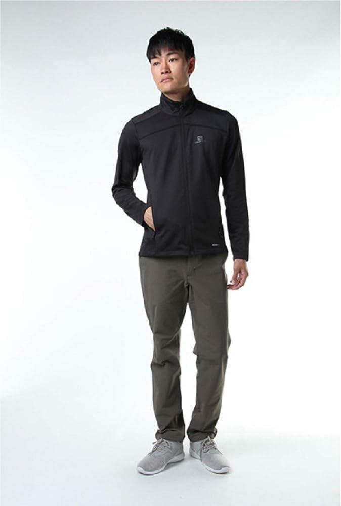 Men's Fleece, DISCOVERY LT FZ, PolyesterElastane