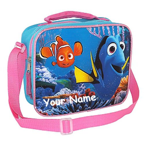 Finding Nemo Personalized - Personalized Disney Finding Dory with Nemo Lunchbox Lunch Bag
