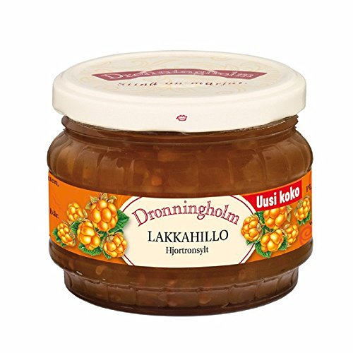 Dronningholm Cloudberry - Original - Finnish - Jam 340 g