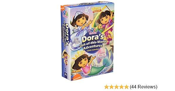 Amazon.com: Dora the Explorer: Dora\'s Out-Of-This-World Adventures ...