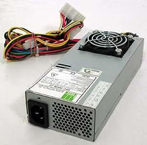 Herlochi HEC-200SR-AT 200 Watt 60 mm ventilador 20pin ATX P4 fuente de alimentación