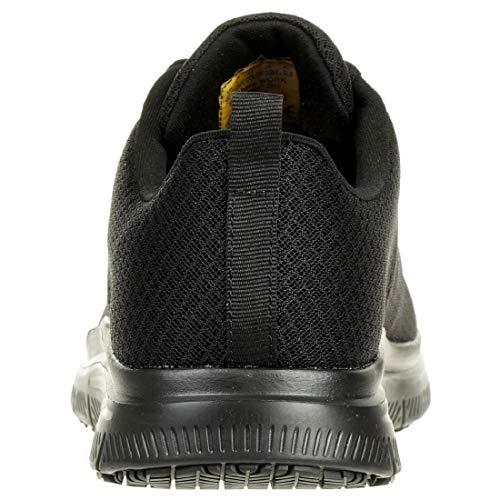 Mémoire Blk Hommes 77125 Chaussures Noir Sport Mousse Skechers 14SRq0wPw