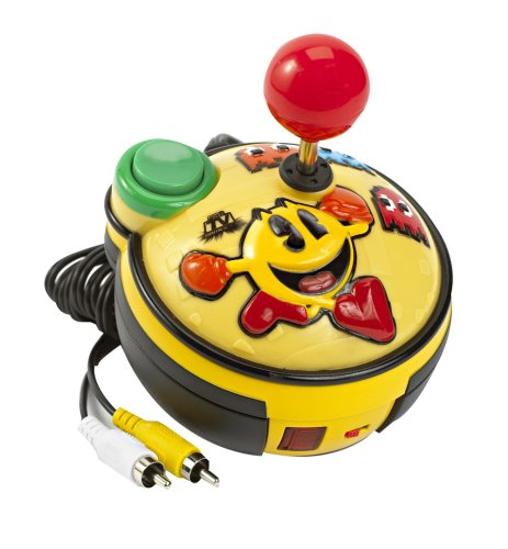 Jakks Pac-Man Gold TV Game