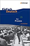 Der Prozess. EinFach Deutsch ...verstehen