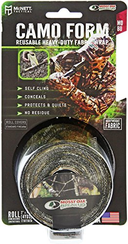 Camo Wraps Standard - McNett Tactical Camo Form Protective Camouflage Wrap, Mossy Oak Break Up, 2