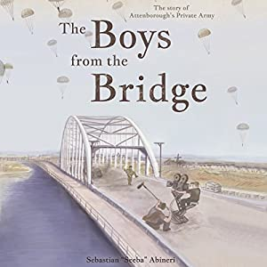 The Boys from the Bridge Audiobook