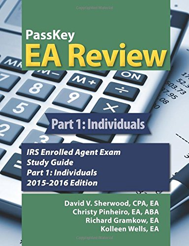 PassKey Review Part Individuals 2015 2016 product image