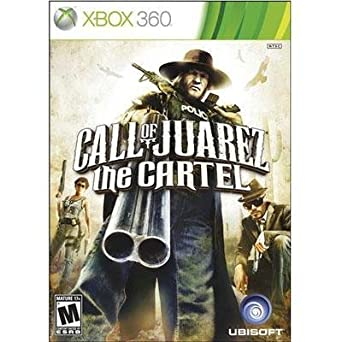 Amazon.com: Quality Call of Juarez:The Cartel X360 By ...