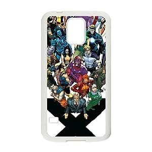 Samsung Galaxy S5 Phone Case White X Men HOD538785