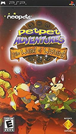 Neopets Petpet Adventures: The Wand of Wishing