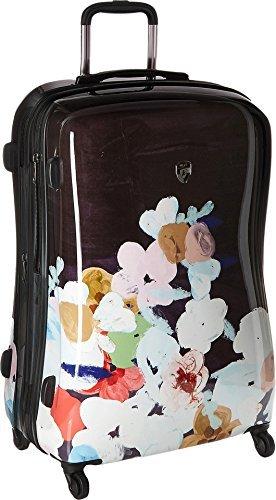 Heys America Unisex Primavera 30″ Spinner Black Luggage