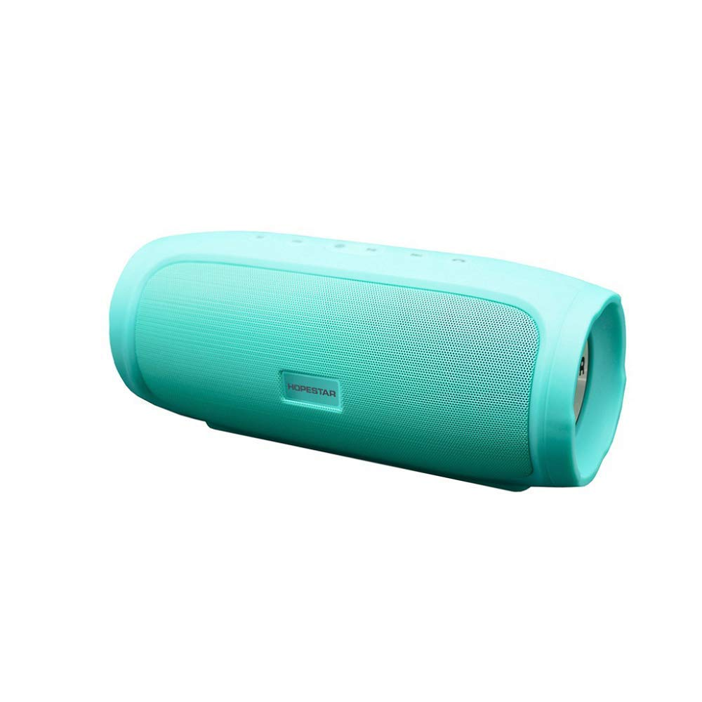 VINCEN Bluetoothスピーカー 旅行 アウトドア ワイヤレススピーカー FMポータブルモバイルパワー   B07JR2Y2NG