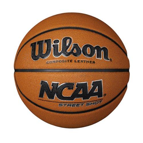Wilson NCAA Street Shot Basketball (Official/29.5-Inch)