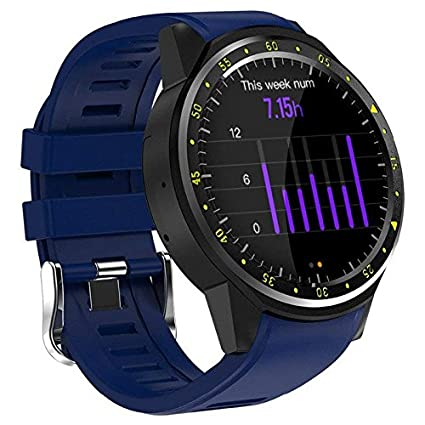 Men's Watches Digital Watches Learned New Smart Watch Men Gps Sports Smartwatch F1 Bluetooth Wristwatch Heart Rate Monitor Fitness Tracker Sim Tf Card For Android Ios Be Novel In Design