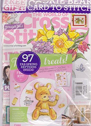 (The World of Cross Stitching Magazine Issue 265)