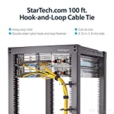 StarTech.com 100ft. Hook and Loop Roll
