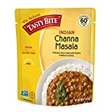 Tasty Bite Channa Masala Heat & Eat Entree, 10 Ounce Pouches (Pack of 6)