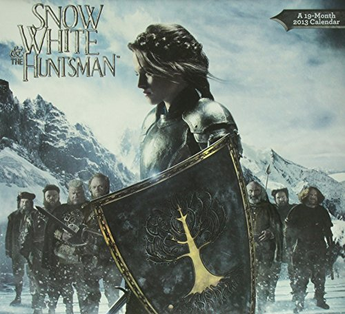 2013 Snow White and The Huntsman Wall Calendar