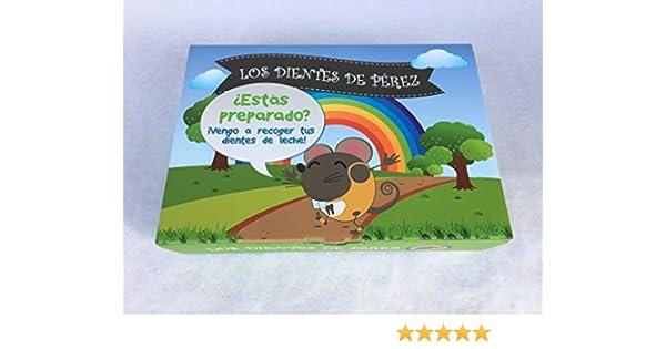 Los dientes de Perez La Caja del Ratoncito Pérez: Amazon.es ...