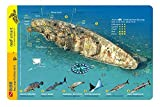 Bibb Wreck Key Largo Florida Waterproof Dive Card