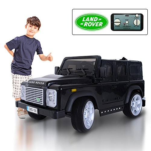 Aosom Land Rover Defender 12V Kids Electric Battery