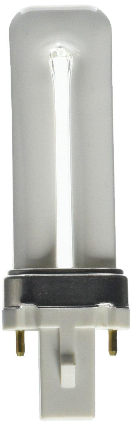 2700K Ushio BC8824 3000062 CFL Bulb CFS2//827-5W 2 Pin G23 Base