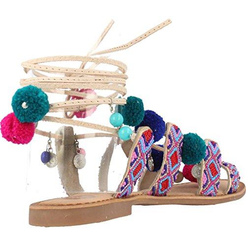 Sandalias y chanclas para mujer, color Rosa , marca GIOSEPPO, modelo Sandalias Y Chanclas Para Mujer GIOSEPPO 40659R Rosa Fuchsia