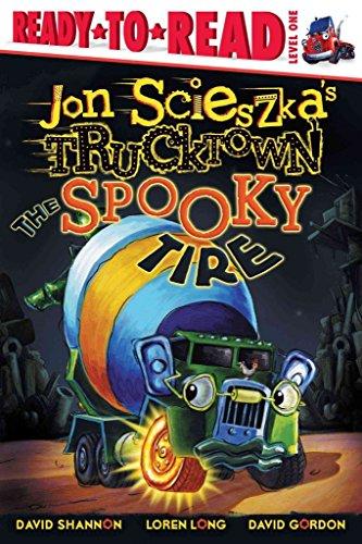 [(Jon Scieszka's Trucktown : The Spooky Tire)] [By (author) Jon Scieszka ] published on (September, 2009)