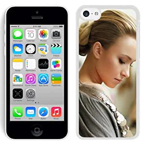 New Beautiful Custom Designed Cover Case For iPhone 5C With Hayden Panettiere (2) Phone Case