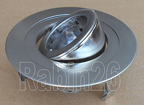 Nickel Gimbal Ring - 4