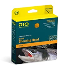 Rio Scandi Shooting Head 40Ft. 640Gr Salmon / Orange