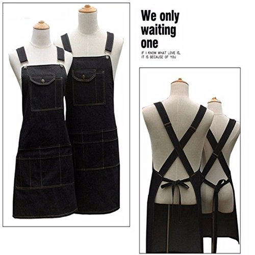 Waist Apron cooking teacher professional chefs aprons - 5
