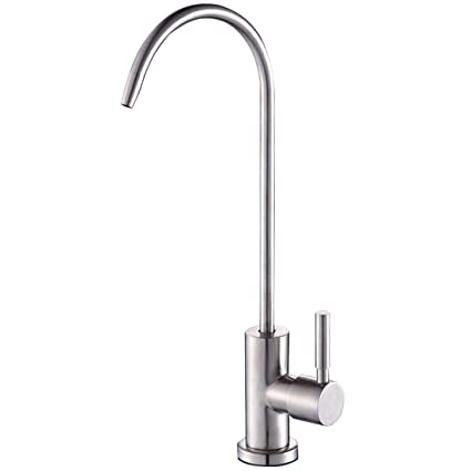 Hapyly Kitchen Water Filter Faucet Sink Water Filtration Faucet 100