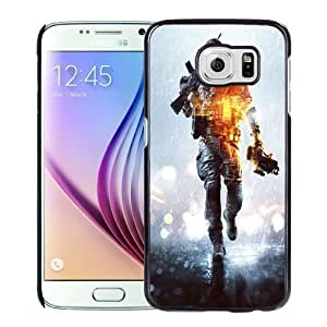 New Personalized Custom Designed For Samsung Galaxy S6 Phone Case For Battlefield 4 Premium Phone Case Cover