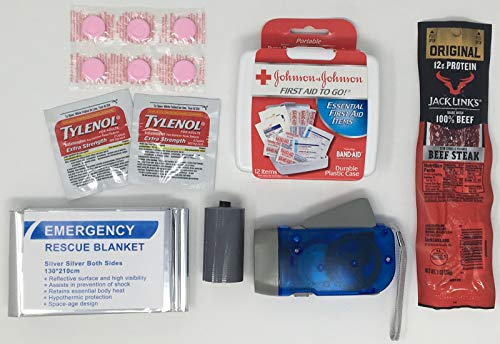 PSA-Ops-Gear-Vehicle-Emergency-Survival-Safety-Kit-Everyday-Carry-Kit-EDC-with-First-Aid-Kit